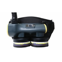 T-Air pack FDBC (Flow Control + Decontaminable belt + Battery charger)